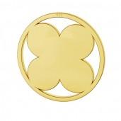 Clover Pendant, Jewelry Findings, LKM-2127
