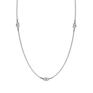 Halskette Basis, Silberkette, Ankerkette, A 030 - S-CHAIN 4
