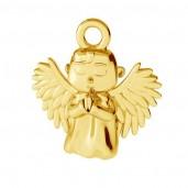 Baby Engel Anhänger, Schmuckteile, Babyschmuck, ODL-00460