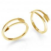 Pfeilring, Ringteile, Silberschmuck, ODL-00451