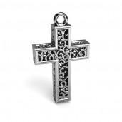Kreuz-Anhänger, Silberschmuck, CON 1 E-PENDANT 657 11,8x19,8 mm