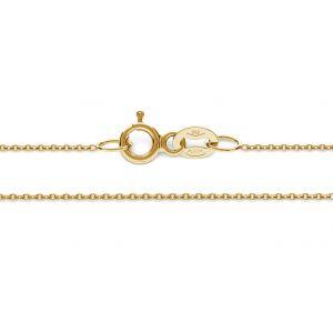 14K AU 585 Gold Ankerkette, AD 020 AU 585 - MODEL 3  (40cm-50cm)